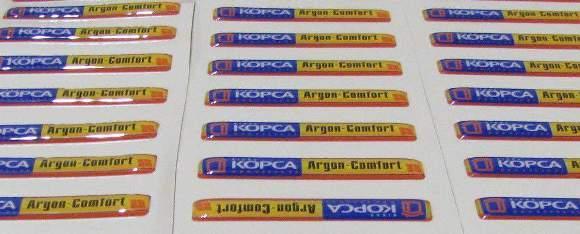Недорогая печать этикеток наклеек