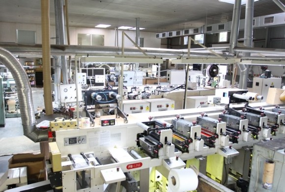 Печать этикеток на современном оборудовании