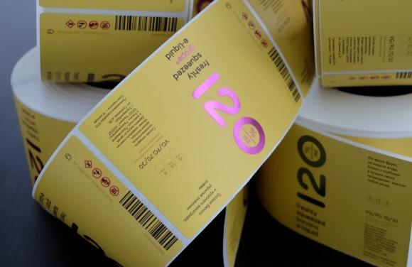 Типография где печатают этикетки