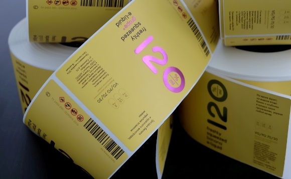 Типография для заказа наклеек