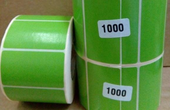 Термотрансферные этикетки изготовление на заказ