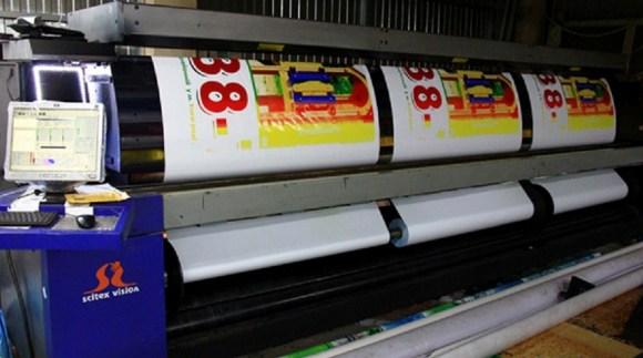 Печать плакатов цена